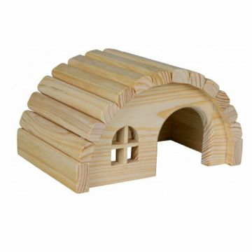 Pet Ting Wooden House